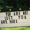 Misc - You Are Not Lost