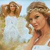 Taylor;;white dress