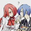(P3) Mitsuru & Minato/MC
