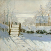 Winter: Monet (Gate)