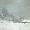 Winter: Monet (Landscape)
