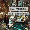 inkvoices: dr who:new tardis