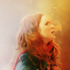 carrie: doctor who - fire hair [pond]
