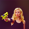 Nicole Anell: girl with gun