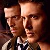 nadine23: Supernatural - Dean & Castiel
