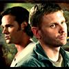 nadine23: Supernatural - Sam & Lucifer
