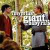 giant baby rat!