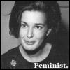 Dr Who - Feminist