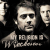 my religion is Winchester