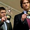 Dean+Sam the look of love
