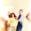 the mcroxoring jingle jangle: Glee: Puck/Rachel - gold stars