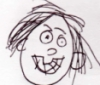 jared's caricature of me