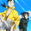Magic Kaito: Ling/Ran Fan- Wind