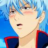 ポケットビスケット: blush // Gintama
