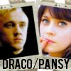 Draco Malfoy/Pansy Parkinson LDWS