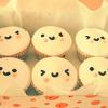 Cute food smilies