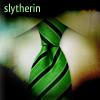 Nichole: HP House: sly tie