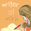 [writing] writer at work