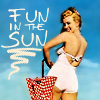 Dead Betty: Marilyn Monroe - Fun in the sun