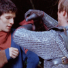 Sabrina: Merlin/Arthur battle wound