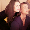 Mark Salling & Lea Michele Community