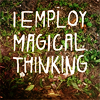 stock | magical thinking