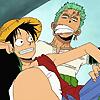 One Piece: Luffy/Zoro ow