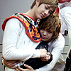 [Korean] MBLAQ - Mir & Seungho Hug