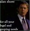 Alan Shore: legal