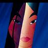Mulan Sword Reflection