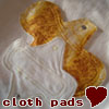 Dalya: Cloth pads