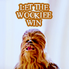 Mish: Star Wars -- Let the Wookiee Win