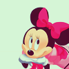living the same lies, over and over.: Sweet Minnie