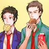Persona 4 Dojima & Adachi