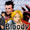 Bloody Greed/Ed