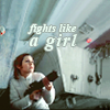the sun comes up because the world turns: leia fights like a girl