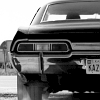 Entendre? Make mine a double.: SN Impala black and white