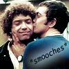 Chris: PROS - Bodie/Doyle 03 (smooches)