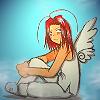 chibi angel kappa