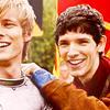 Lucía: Arthur/Merlin