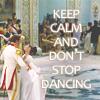 queensjoy: War and Peace - Ball keep on dancing
