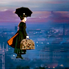 I forgot my name, and drowned.: [marypoppins] i'll fly away