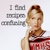 Glee - Brittany Recipes