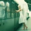 Ангел в метро