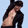 Johnny hot pose