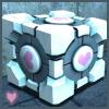 Companion Cube; Love