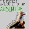 Castiel- Absinthe & Amphetamines