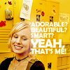 Galadriel.: Veronica Mars ✽ Yeah. That's me