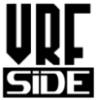 V.R.F. Side logo