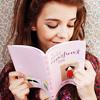 Elle Blessingway: Reading: Book Girl